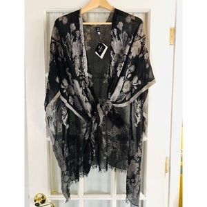 NWT Floral Shall by Echo